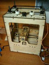MakerBot X Y and Z stages.jpg